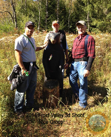 2014 Frost Valley 3D Shoot